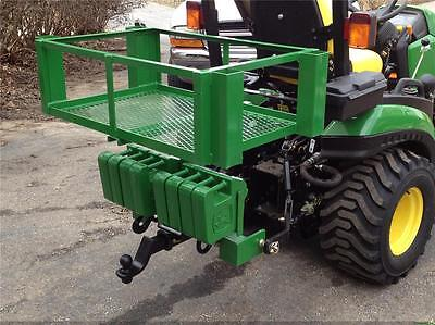 OMNI 3 pt point Tool Bed, Carry All, Tool Rack, Flatbed
