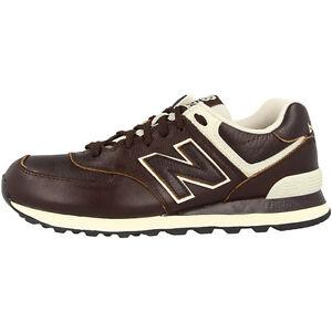 NEW-BALANCE-ML-574-LUA-piel-zapatos-barril-marron-powder-ml574lua-ZAPATILLAS