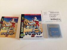 Meta Fight EX (Blaster Master) Game Boy GBC CIB Tested Japan Import US Seller