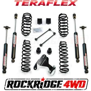 Teraflex-07-18-Jeep-Wrangler-JK-4-DOOR-2-5-034-LIFT-KIT-W-9550-SHOCKS-1251000