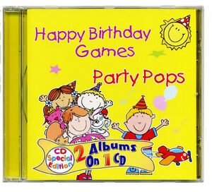Happy-Birthday-Games-amp-Pop-Party-Kids-party-games-and-songs-CD-NEW-amp-WRAPPED