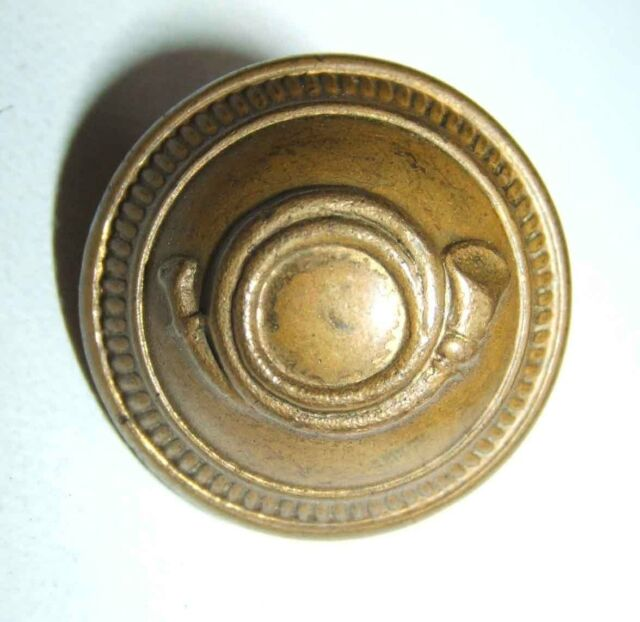 BOUTON DORE  - CHASSEUR  - 16 mm