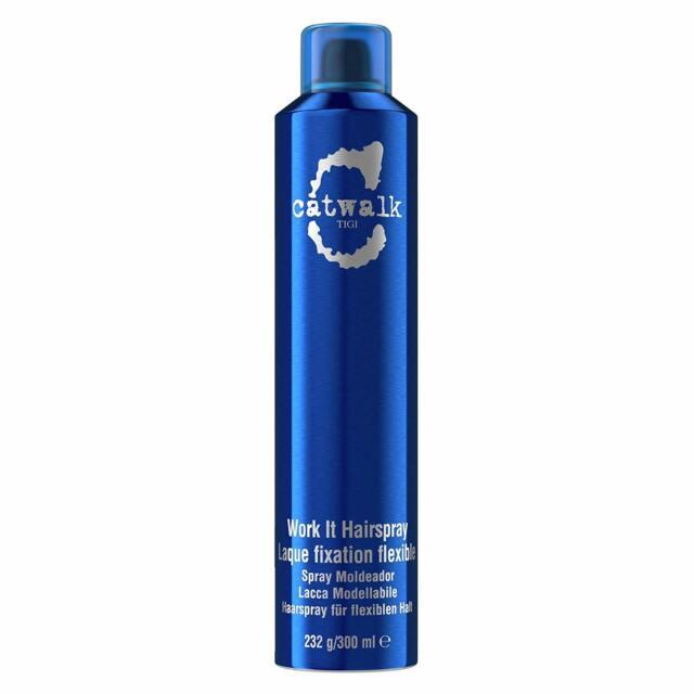 TIGI Catwalk Work It Hair Spray, 300 ml