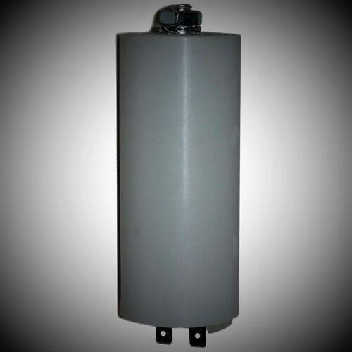 450 Volts Condensateur de Démarrage avec Fiche Embrochable 1 Uf Jusqu/'à 80 Uf
