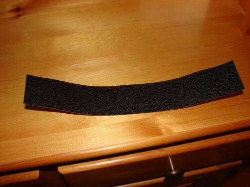 "3M Safty Walk 610 Black 2/"" x 1/' Non Skid Grip NEW Slip-Resistant Tape"