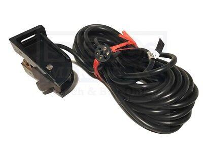 Lowrance /& Eagle ST-TBK Speed//Temp Sensor for pre-2000 BLACK PLUG Fishfinders