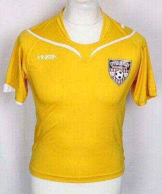 # 13 Vintage Upper Dublino Girls Club Di Calcio Calcio Camicia Inaria Giovani Medium-mostra Il Titolo Originale Vendita Calda 50-70% Di Sconto