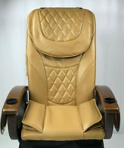 Salon Pedicure Chair Ebay >> Details About Pedicure Chair Massage Seat Cover Cushion Upholstery Salon Spa Type C