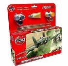 Airfix A55208 Hawker Typhoon IB Model Kit Starter Set