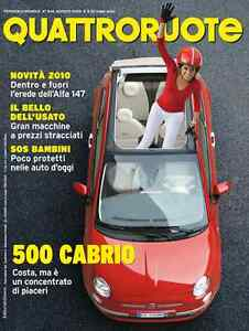 QUATTRORUOTE-08-2009-n-646