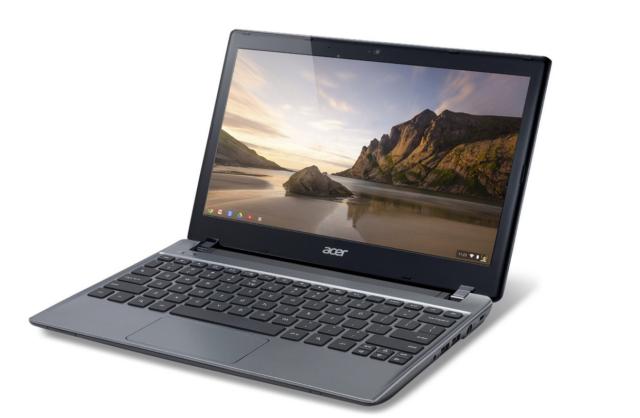 Acer C-740 (powerful chromebook) with Intel i3 / 4GB RAM/ 32GB SSD 3yr warranty