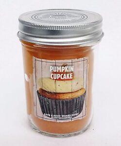 1 Bath Amp Body Works Pumpkin Cupcake 1 Wick Medium Mason