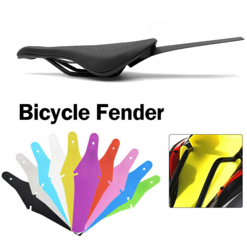 Road MTB Mountain Bicycle Mud Guard Wing Bike Cycling Saddle Fenders Ass Saver n