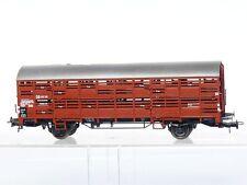 Klein Modellbahn 3028  H0 Vieh-Verschlagwagen Vlmms 63 der DB mit Makel  , OVP
