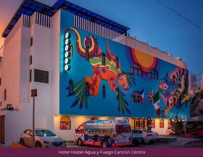 Hotel Hostel Agua y Fuego en Venta Cancun