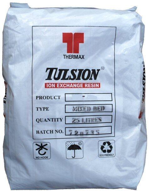 25 Liter Tasche Tulsion Premium Klasse Gemischt Bett Harz MB-115