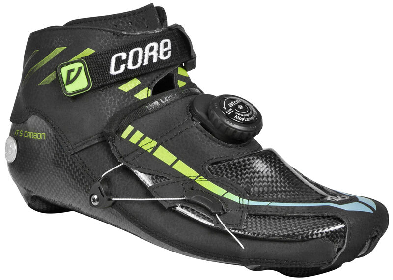 Powerslide Vi Pro Carbon Schuhe II 2 Stiefel Speed Skate Schuhe Carbon 5001c0