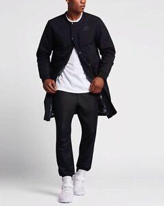 Homme Style pour de Varsity de style Veste Air moyenne Nike vie noiretaille Parka cjAR53q4L