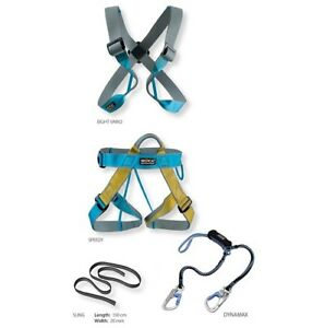 Rock Empire FERRATA MAX SET - The new ferrata set 8595570102879  dfdd6e1e347
