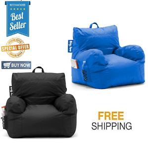 Xl Big Joe Dorm Room Bean Bag Chair Comfort For Kids Amp Ebay