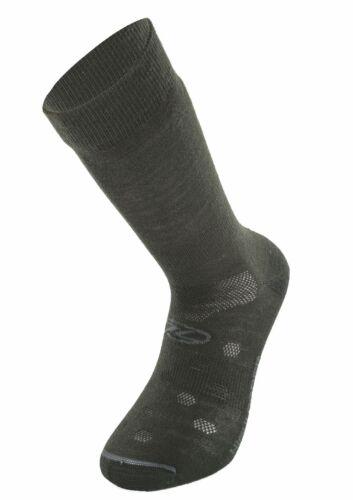 Highlander Coolmax Crew Liner Sock Intensive Sports Outdoor Activities Unisex