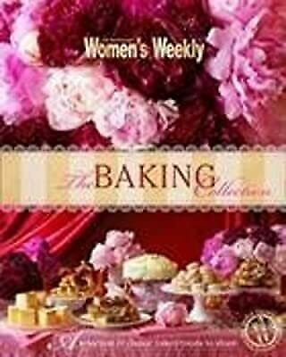 The Baking Collection, The Australian Womens Weekly, Used; Good Book