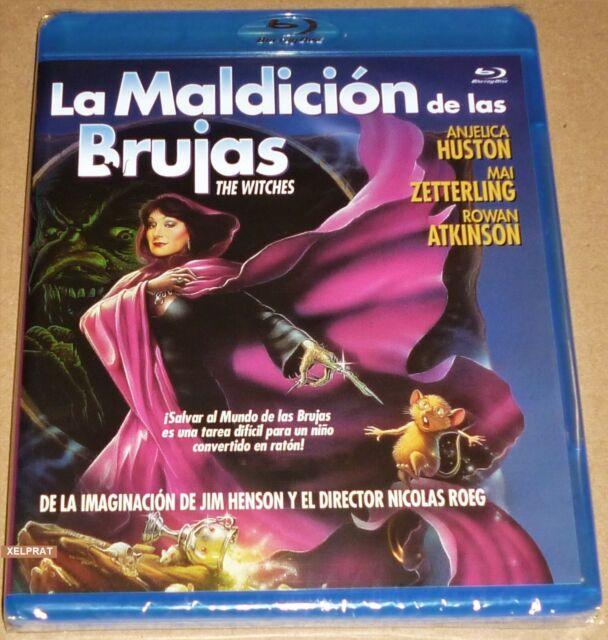 LA MALDICION DE LAS BRUJAS / THE WITCHES Nicolas Roeg - English Español - Precin