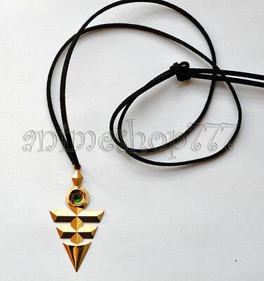 Yu-Gi-Oh Zexal Yuma Tsukumo Ou no Kagi King's Key Cosplay Necklace Free Shipping
