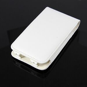 WHITE-LEATHER-FLIP-CASE-COVER-FOR-APPLE-IPHONE-4-4G-4S
