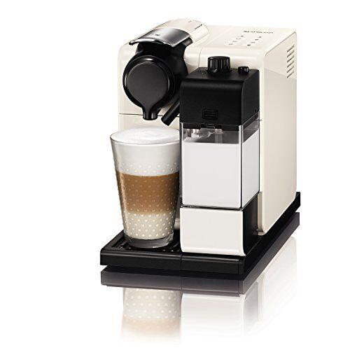 Nespresso Coffee Maker Ratishima-Touch White F511Wh New F S