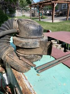 Willys Jeep, CJ2A CJ3A Oil Bath Air Cleaner L Head Motor