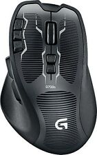 Logitech G700s Rechargeable 8200dpi Wireless USB Laser Gaming Mouse - 910-003584