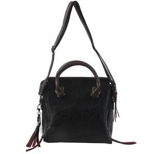 Damenmode-Handtasche-Schoene-Dame-Umhaengetasche-Elegante-Pu-Leder-Eine-Sch-X1U6