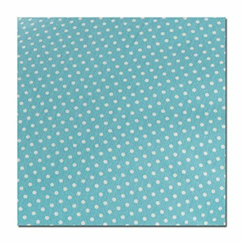 Theraline Still Coussin yinnie Points Turquoise avec mikroperl Remplissage