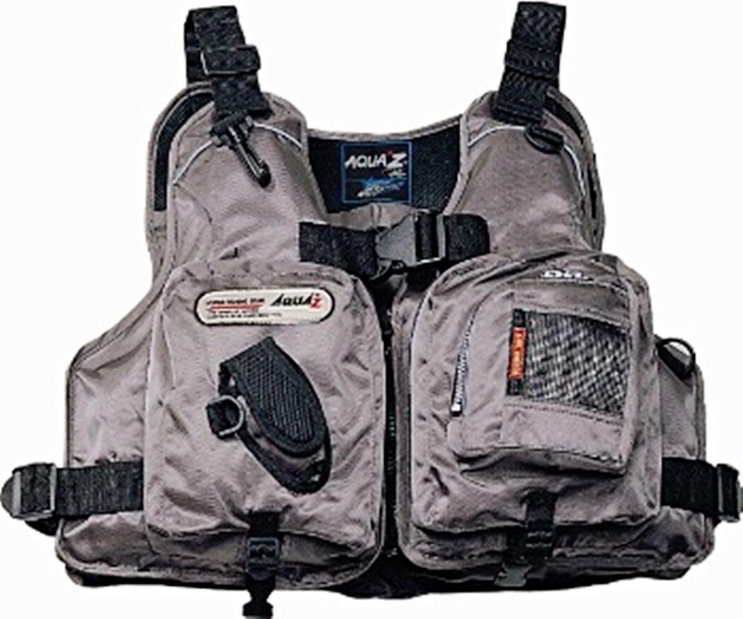 Aquaz fishing waistcoat (Aide à la flotaison)