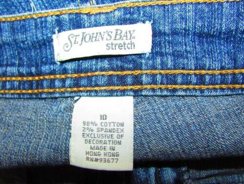 John/'s Bay women Jean Shorts 10//cargo shorts 20W//bermuda short 6P 12 14 pick St