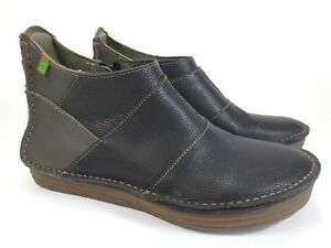 Nouveau Naturalista El Bottines Low Shoes hautes Chaussures en cuir ZAOxwF4Pq