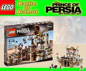 LEGO-Prince-of-Persia-7573-Fortezza-Alamut-NUOVO