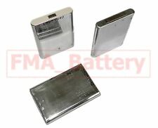 2Pcs Rechargeable Li-ion Battery Sanyo 653450 3.7V 1250mAh For Phone MP3 Cell