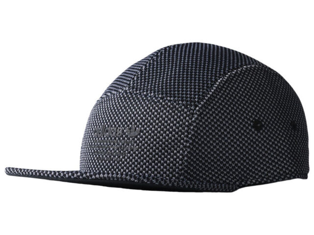 Buy Unisex adidas NMD Cap PN Flat Brim 5 Panel Mesh Construction ... 3785bb303eb