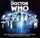 Doctor Who: The 50th Anniversary Collection [2/4] by Original Soundtrack (CD, Feb-2014, Silva Screen)