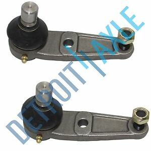 2-Front-Lower-Ball-Joints-for-Mercury-TRACER-Ford-ESCORT-Mazda-PROTEGE-323-MX-3