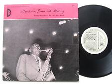 """10"""" Benny Waters & The Latin Jazz Band - Dieter Antritter  DSC Schallplattenclub"""