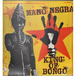 Mano Negra Lp Vinile King Of Bongo / Virgin LPVIR 5 Sigillato