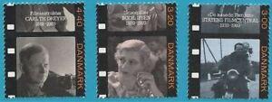 Daenemark-aus-1989-postfrisch-MiNr-957-959-50-Jahre-Daenischer-Film