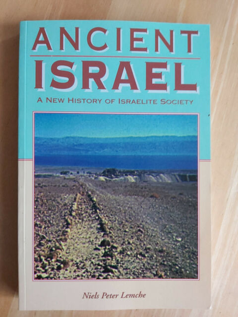 Ancient Israel: A New History of Israelite S... by Lemche, Niels Peter Paperback