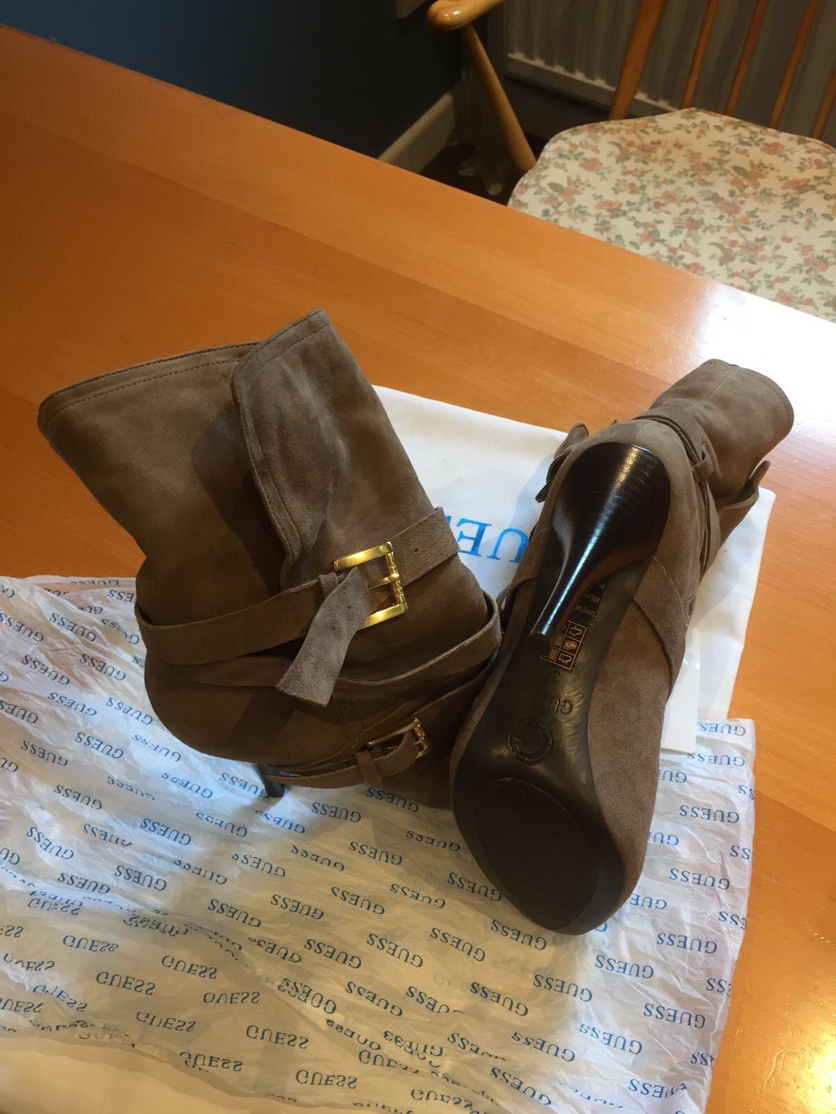 Guess High Heel Boots 36