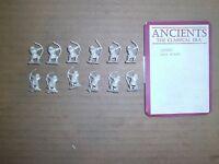 15mm Mini Figs Ancients Greek Archers