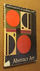 Movements-in-Modern-Art-Abstract-Art-Hardcover-1960-by-Frederick-Gore