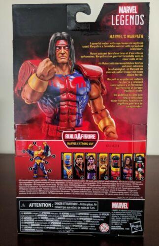 Hasbro Marvel Legends X-Men Strong Guy BAF Wave Warpath IN STOCK!